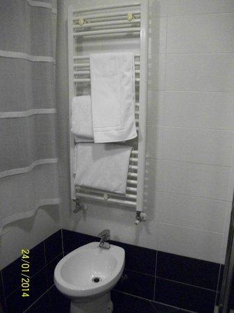 Hotel Ca'dei Barcaroli: bagno