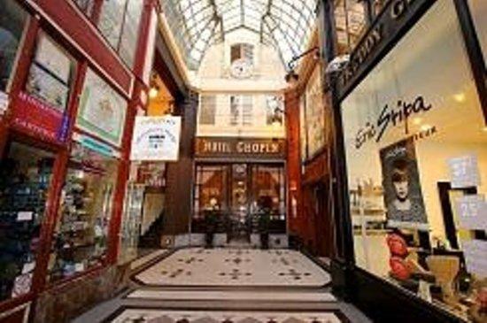 Hotel Chopin Parigi