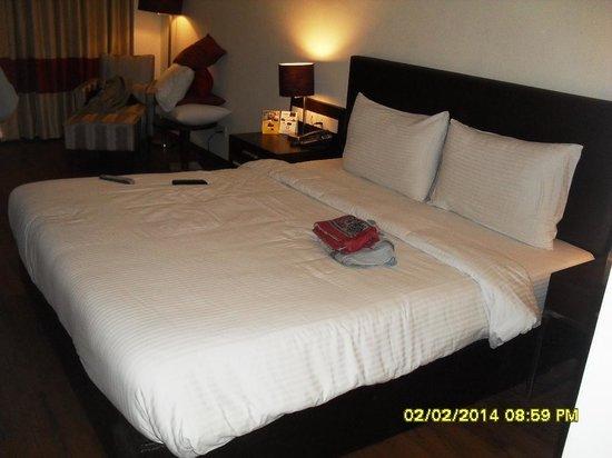Humble Hotels Amritsar: Room snaps