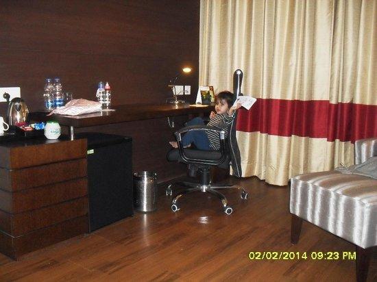 Humble Hotels Amritsar : Sitting place