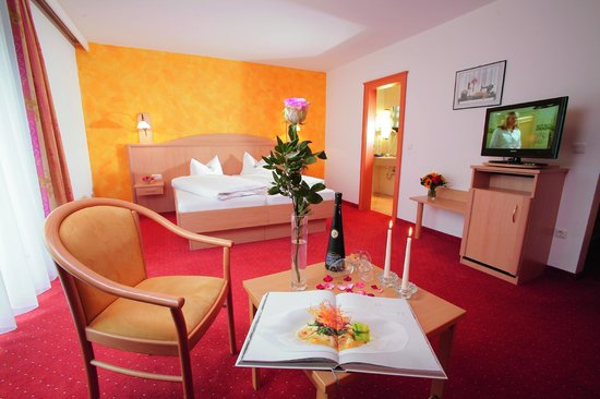 Hotel Gabriele: Zimmer Hochgern