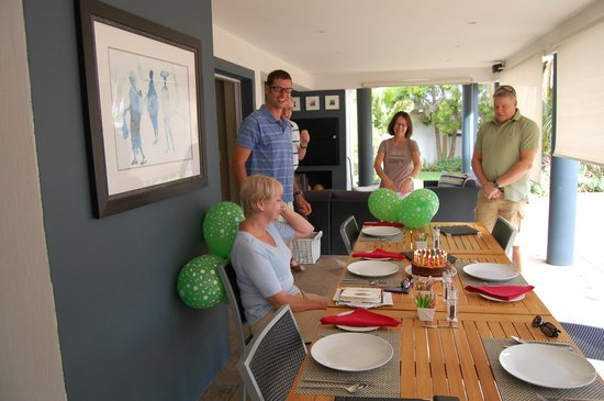 Pictures Guest House: Birthday surprise