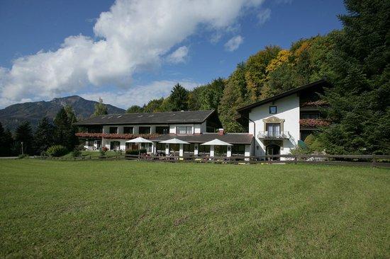 Hotel Gabriele : Hotel im Sommer
