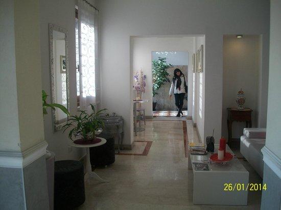 Hotel Ca'dei Barcaroli: ingresso