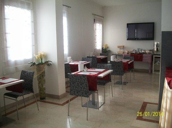 Hotel Ca'dei Barcaroli: SALA COLAZIONI