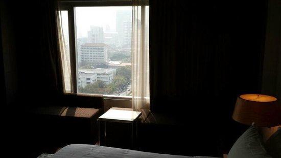 Pathumwan Princess Hotel: Executive Suite mit Ausblick