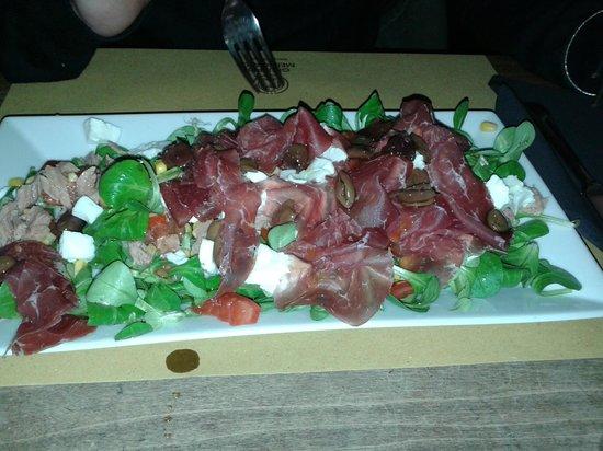 Enoteca Mulino a Vino : Insalata