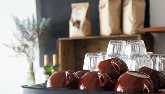 Milkbar cafe + workshop: display