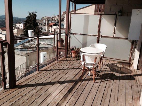 Pelech Harimmon : Porch