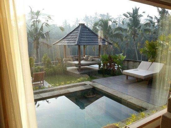 Jiwa Klusa Luxury Villa: View from room