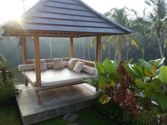 Jiwa Klusa Luxury Villa: We spent hours here