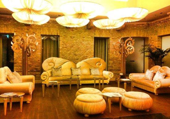 IBEROSTAR Grand Hotel Budapest: hall d'entrée