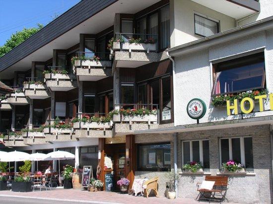 Hotel Kimmig: Ausenansicht
