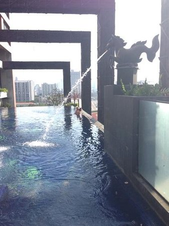 Spa Ten Siam@Siam: pool