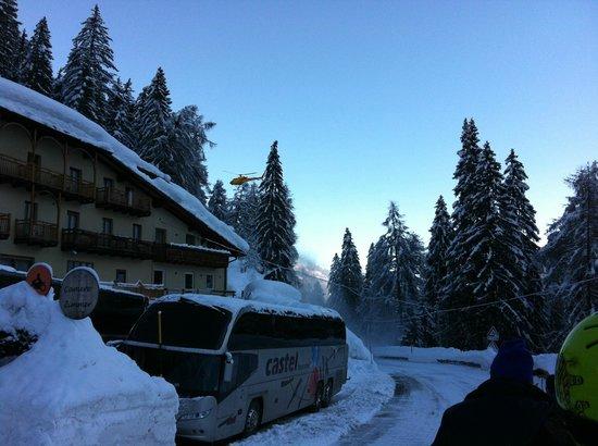 Hotel Chalet al Foss: hotel