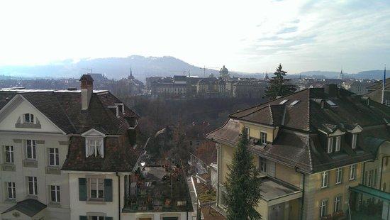 Hotel Allegro Bern : θέα από δωμάτιο