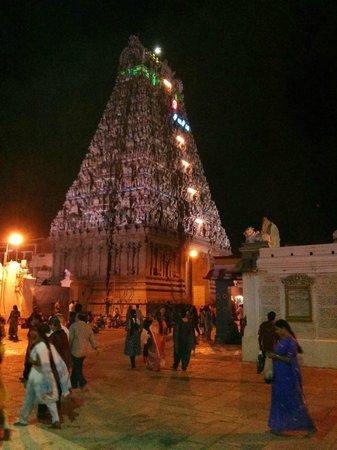 Kapaleeshwar Temple: Kapaleeswarar Main Gopuram