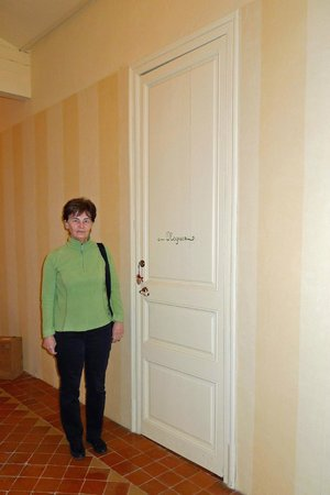 Masia Font De L'oca : Typical giant doorway
