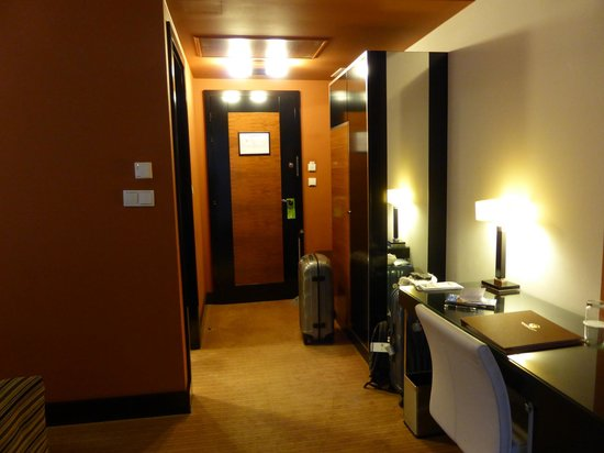 Hotel Grand Majestic Plaza Prague: Chambre