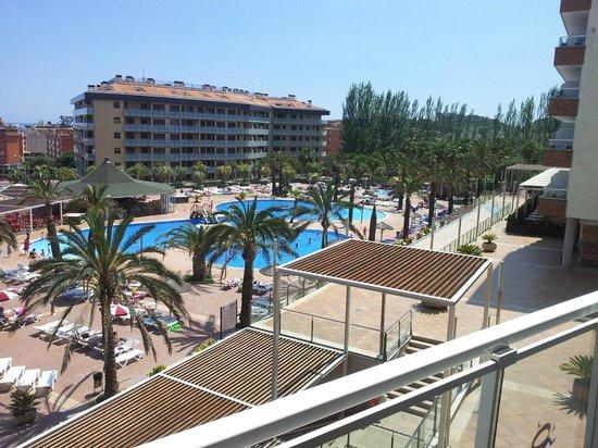Aparthotel Costa Encantada : Baseny