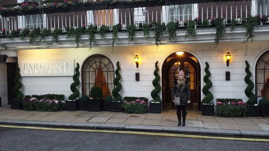 Park Lane Mews Hotel: Never thought id get to stay in Mayfair