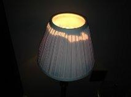 The Roxburghe: and another tatty lampshade