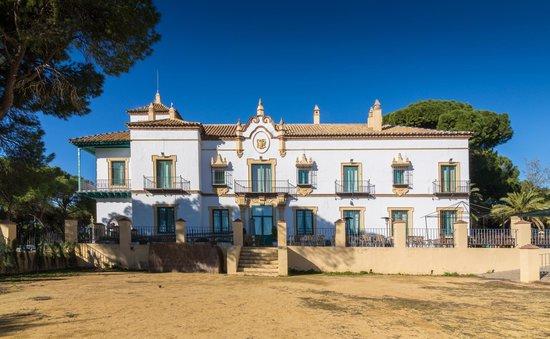 Exterior Hotel Oromana - Alcalá de Guadaira - Sevilla