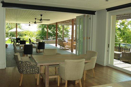 Angala Boutique Hotel and Guest House: Dining room area