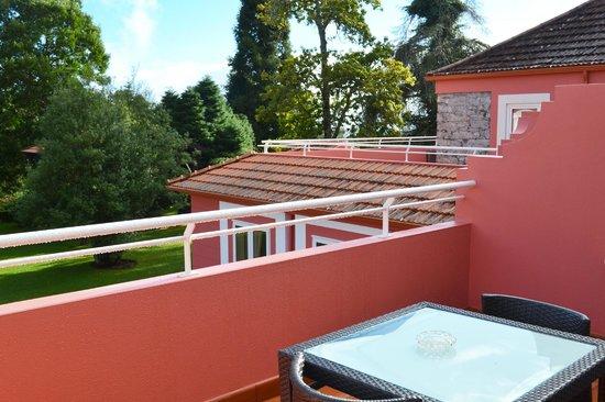 Enotel Golf Santo da Serra : Standard Room With Balcony
