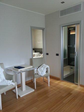 Radisson Blu Resort, Terme di Galzignano: stanza n. 500