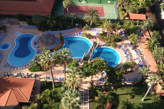 Bahia Principe San Felipe: Pool area