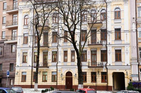 Botanic Apartments : 41 Lva Tolstogo street, Kiev