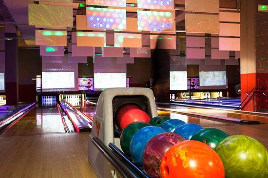 Bowling Stadium de Cergy