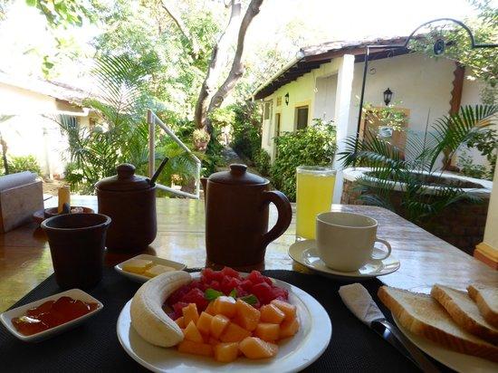 Hotel Casa Barcelona: continental breakfast