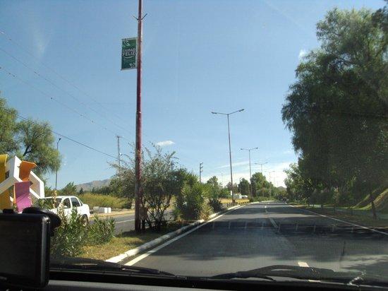 Hotel Aiello: Ciudad de San Luis