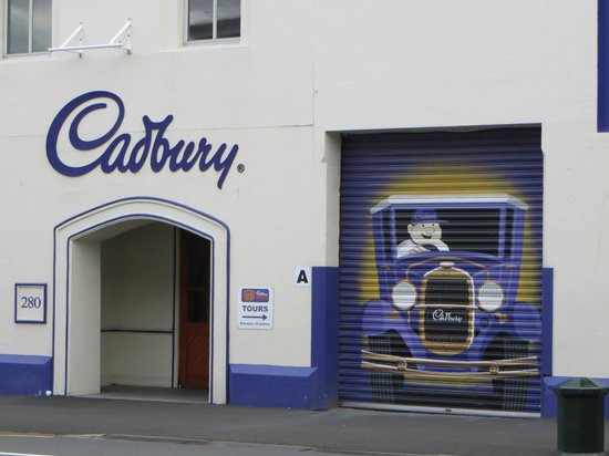 Cadbury World Experience: cadbury 2