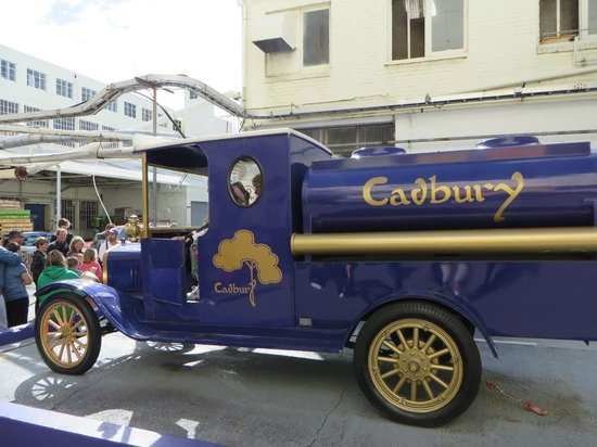 Cadbury World Experience: cadbury1