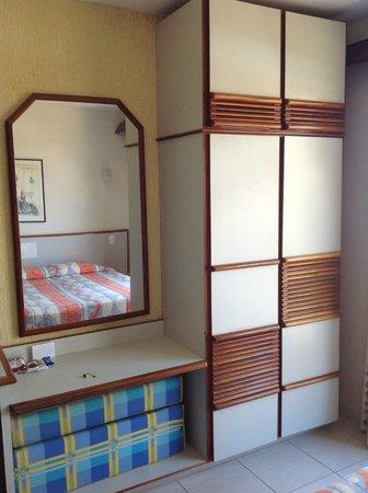 Praiatur Hotel Florianopolis: quarto