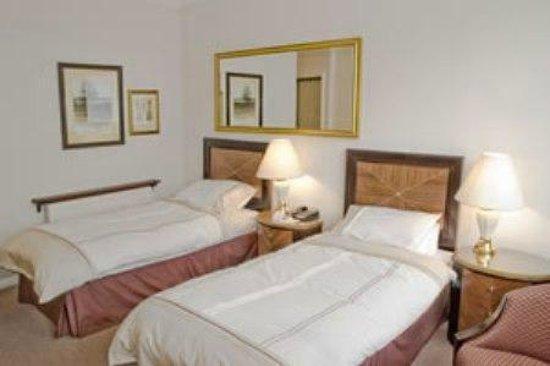 Britannia Manchester Hotel: Our twin room