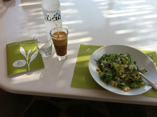 Elia Beach Restaurant: Lunch