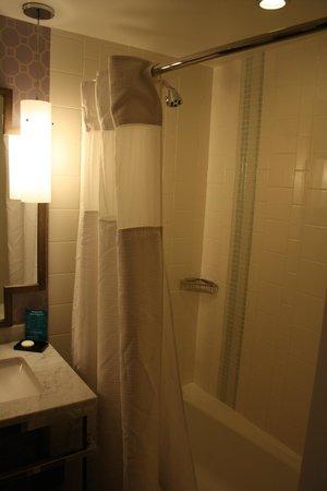 Kimpton Hotel Palomar Philadelphia: ducha
