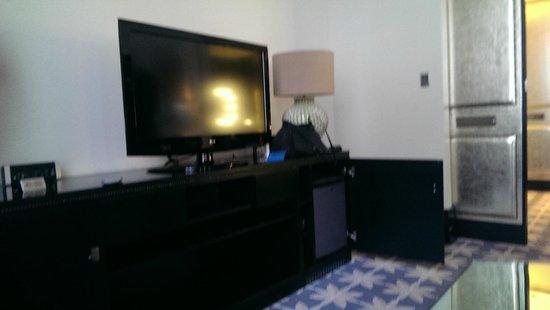 Merchant Hotel: living area 227