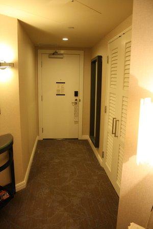 Kimpton Hotel Palomar Philadelphia: pasillo de acceso