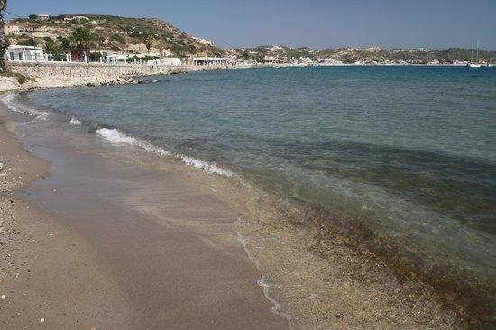 Dionysia Studios: la spiaggia vicina