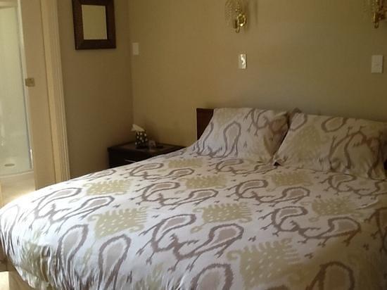 Echo Lodge: comfortable bed