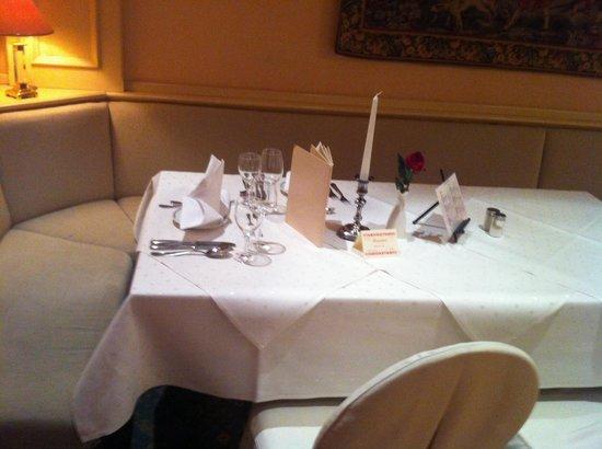 Hotel Seela: Platz im Hauptrestaurant