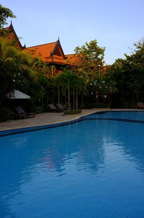 Sokhalay Angkor Villa Resort: Pool