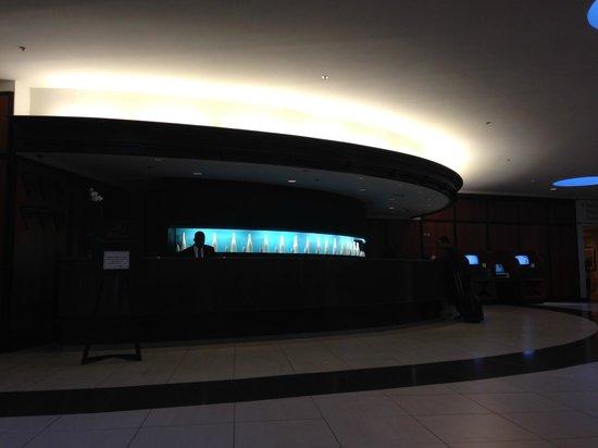 Hilton Dallas Lincoln Centre: Lobby