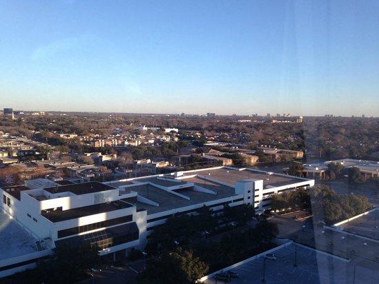 Hilton Dallas Lincoln Centre: View from room
