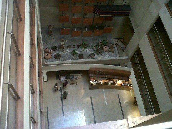Casa Real Hotel: Recepcion